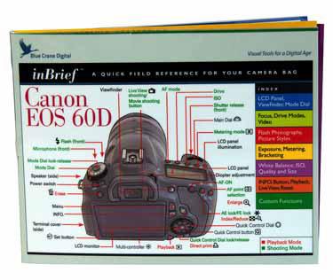 amazon com blue crane digital canon eos 60d inbrief laminated rh amazon com canon 60d user's guide Canon 50D
