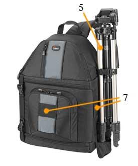 Lowepro SlingShot 102 AW Digital SLR Camera Sling Shoulder Bag ...
