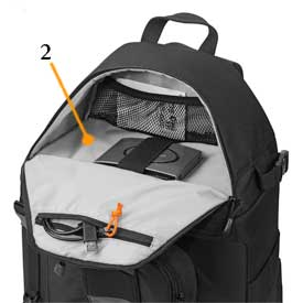 Lowepro SlingShot 202-top at Amazon.com