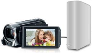 Canon VIXIA HF R32 on Amazon.com