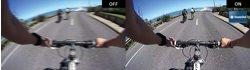 SteadyShot image stabilization reduces blur