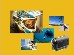 Never miss the action with long lasting up to150min stamina battery
