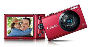 Canon PowerShot A3400 IS at Amazon.com