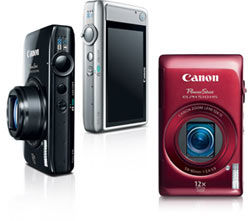 Canon PowerShot ELPH 510 at Amazon.com