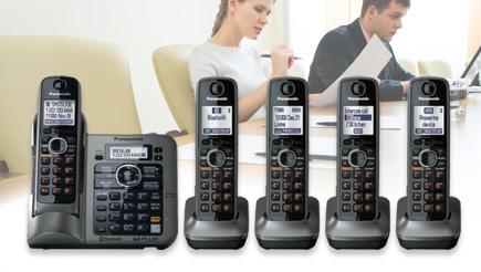 KX-TG7645M Phone