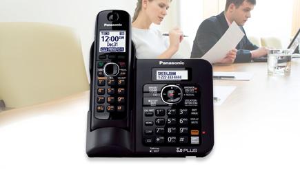 amazon com panasonic kx tg6641b dect 6 0 cordless phone with rh amazon com Panasonic Cordless Phones Manuals Kx-Tge260 Operating Manuals Panasonic Phones
