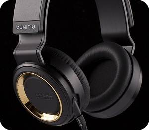 MUNITIO PRO40 is the headphone of choice for many Grammy-Award winning artists, musicians and producers from all over the globe. Buy Now Vibrant, detailed sound with punchy bass and rich, full resonance; well balanced for all music genres.