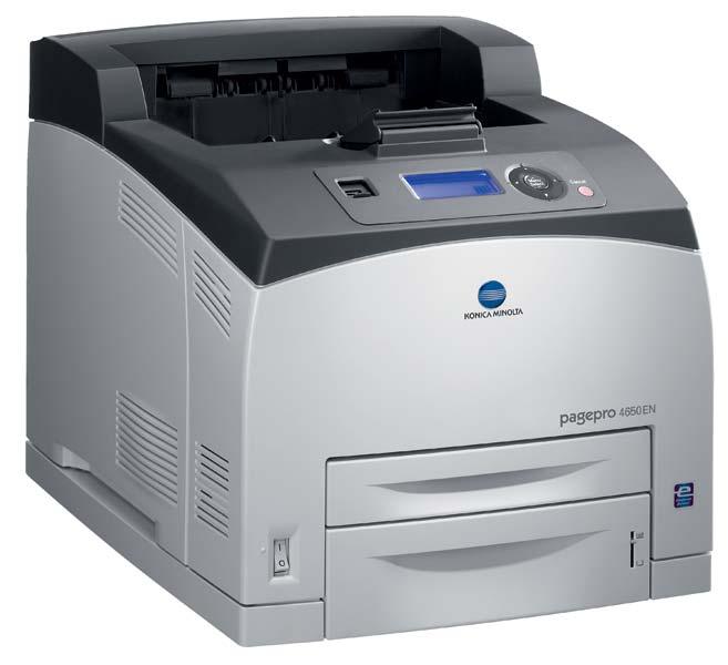 Amazon.com: Konica Minolta PagePro 4650 Impresora láser ...