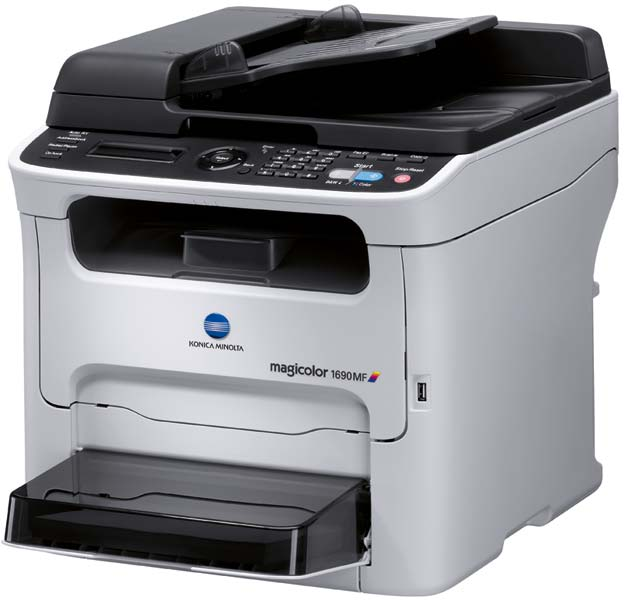 Konica minolta magicolor 1690mf printer driver download.