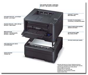 amazon com oki data b431d black digital mono printer with duplex rh amazon com okidata b431dn service manual oki b431d user manual