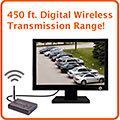 450 ft transmission range!