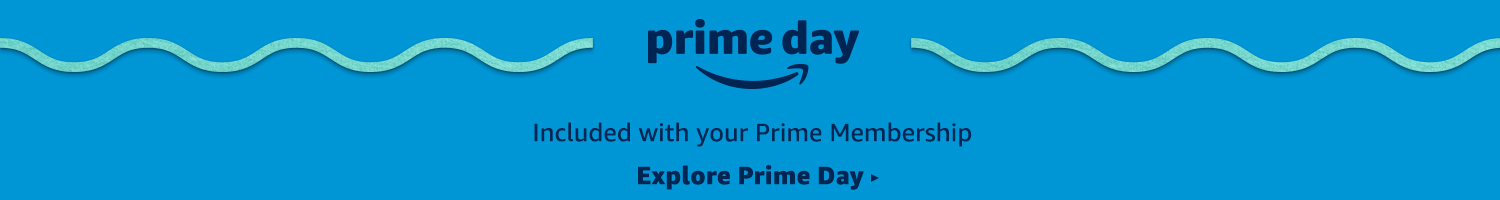 Explore Prime Day: Included with your Prime Membership