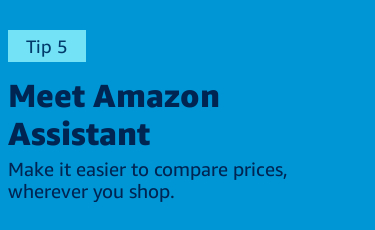 Install Amazon Assistant to get help finding deals