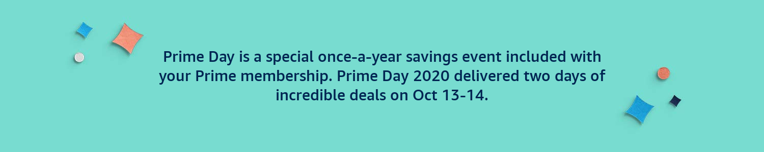 Prime Day is an annual deal event exclusively for Prime members, deliverying two days of special savings on tons of items.