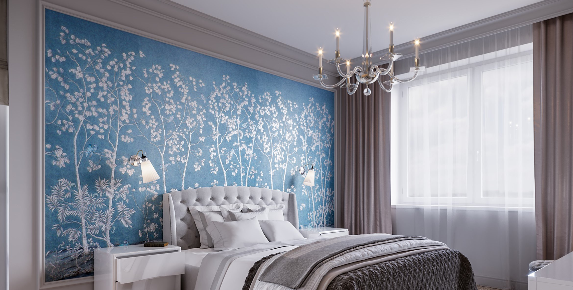 Wallpaper Borders For Bedrooms. Wall Border Buying Guide Amazon com Borders Home Kitchen  wallpaper martinkeeis me 100 Wallpaper For Bedrooms Images
