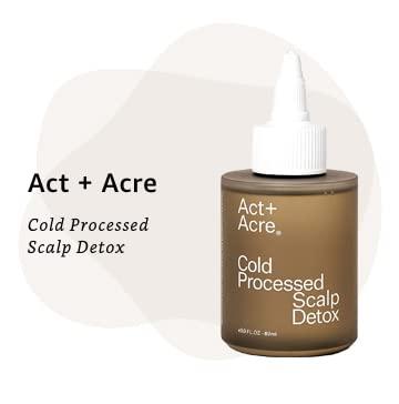 Cold Processed Scalp Detox