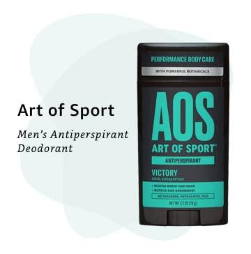 Men's Antiperspirant Deodorant