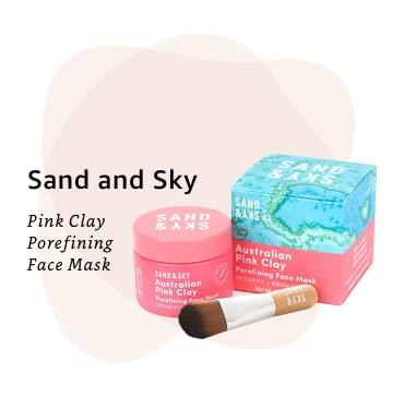 Pink Clay Porefining Face Mask