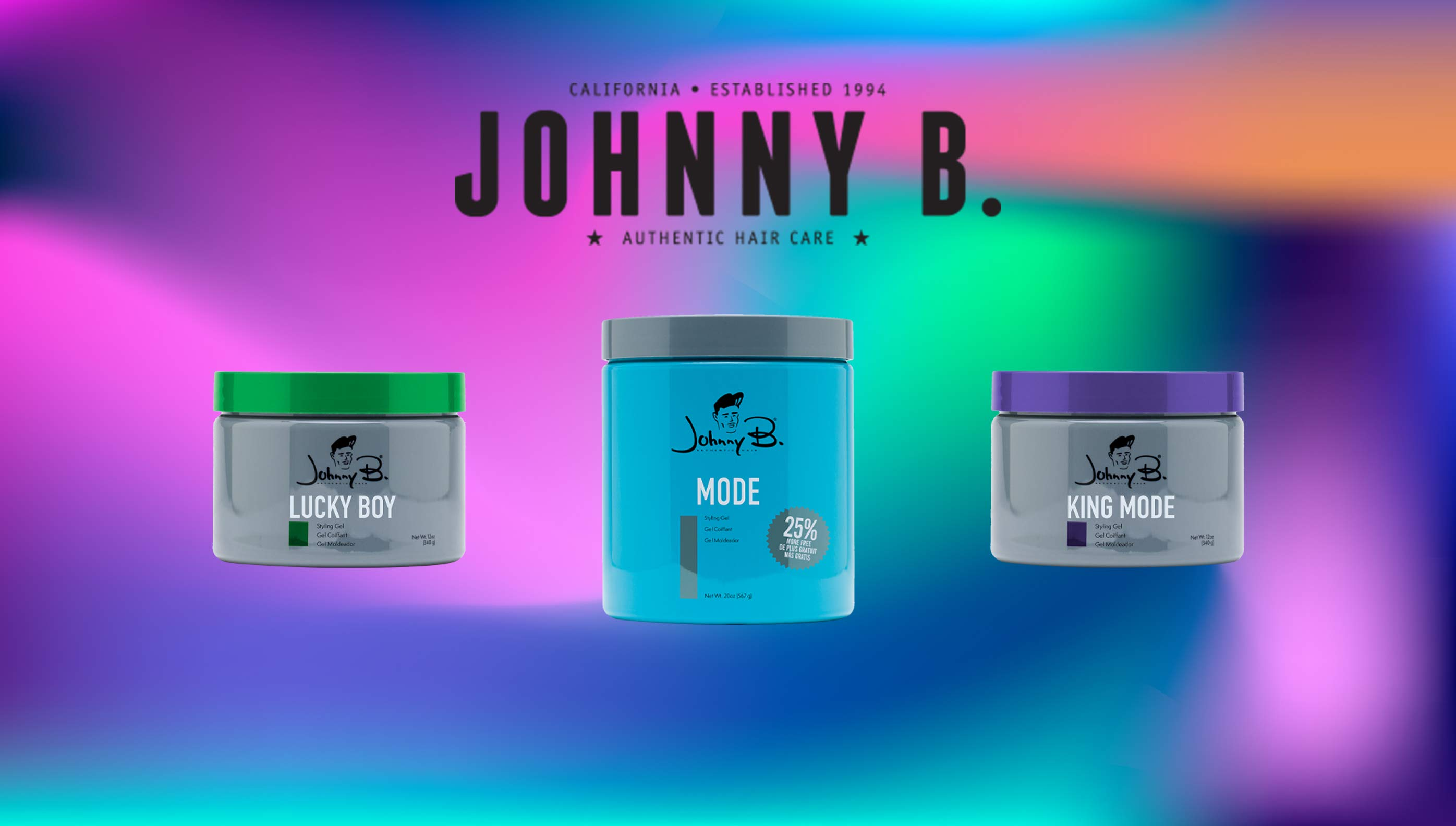 Shop Johnny B.