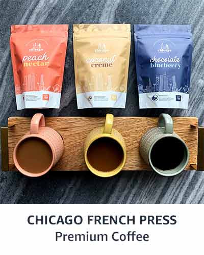 Discover Chicago French Press