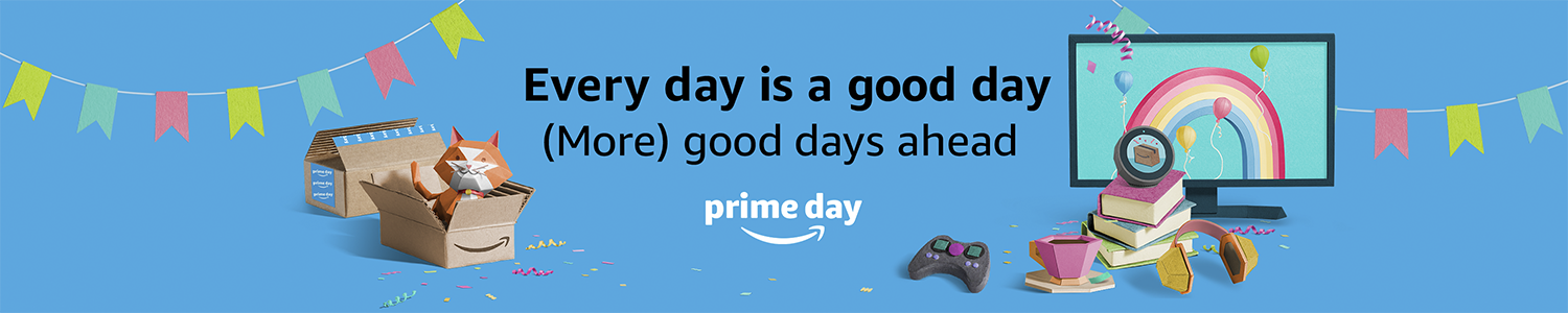 Every day is a good day (More) good days ahead