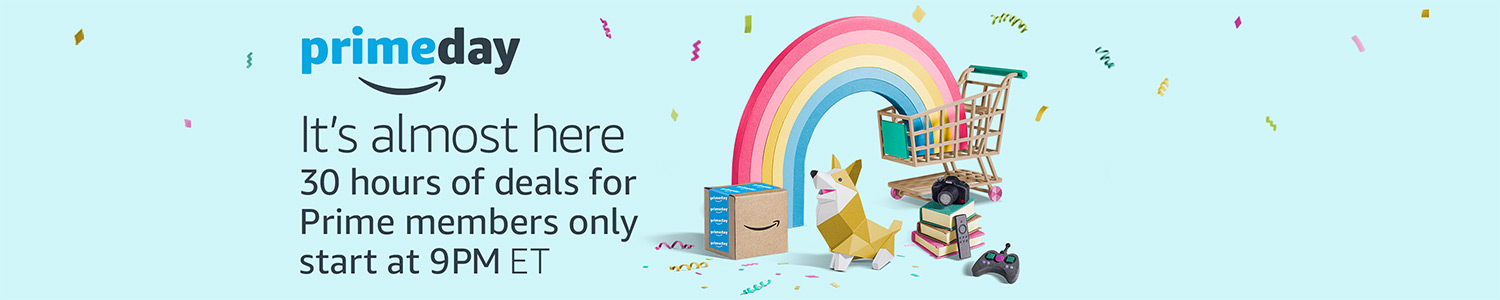 Prime Day: It's almost here