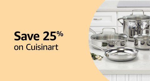 Save 25% on Cuisinart