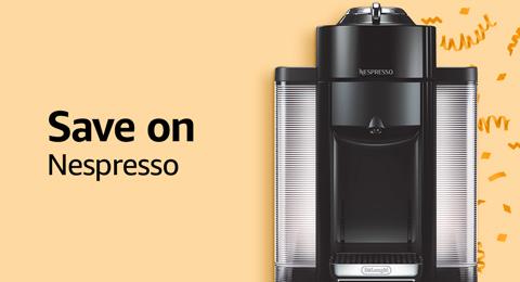 Save on Nespresso
