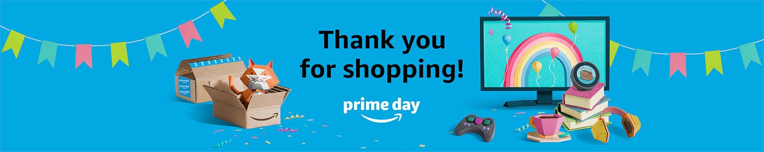 Wow! What a great day (and a half) | Prime Day