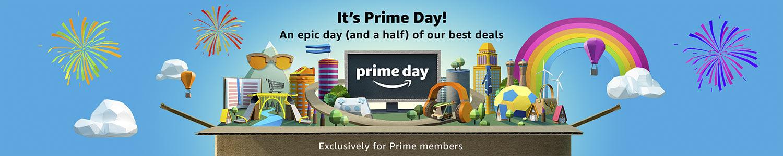 It's Prime Day