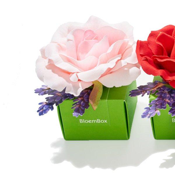 Organic Rose & Lavender Sachet