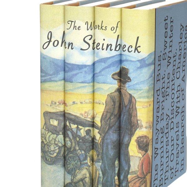 John Steinbeck Book Set