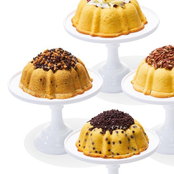 Delicious Pound Cakes
