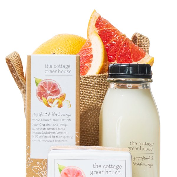 Bath Gift Sets by The Cottage Greenhouse