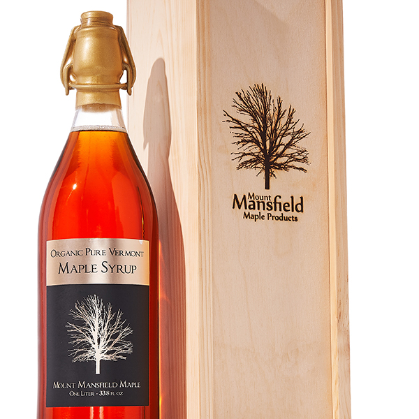 Mount Mansfield Maple Syrup