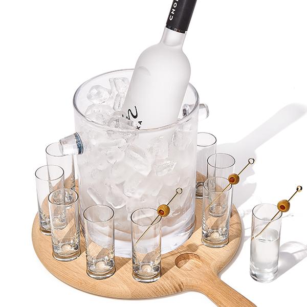 LSA Vodka Serving Set