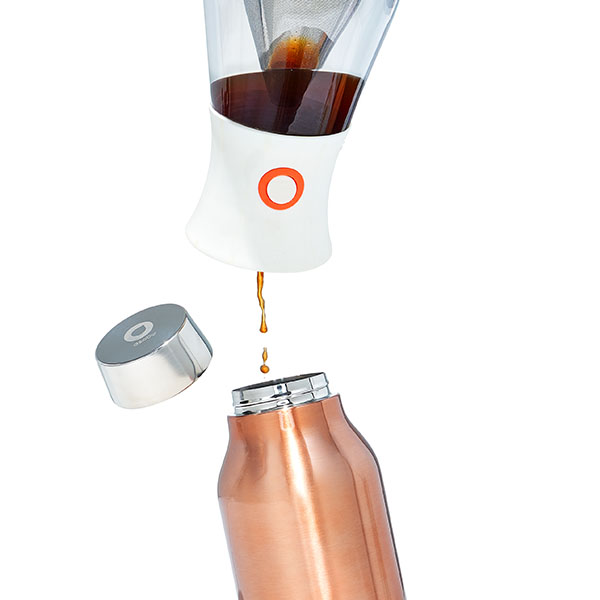 Asobu insulated portable brewer