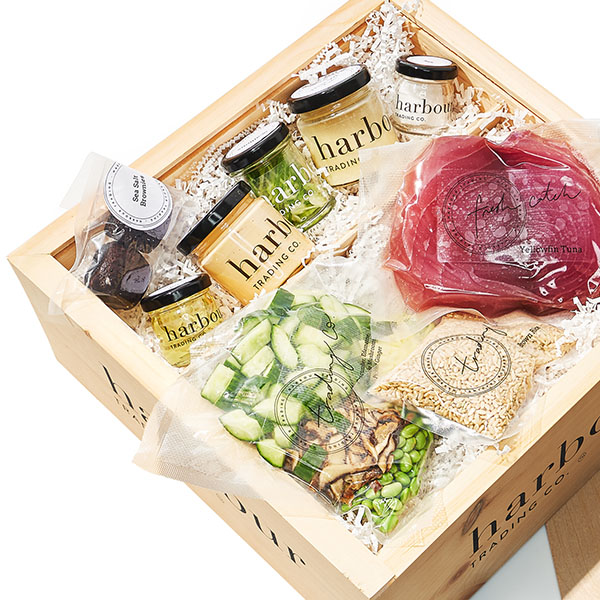 Harbour Trading Co. Seafood Meal Kits