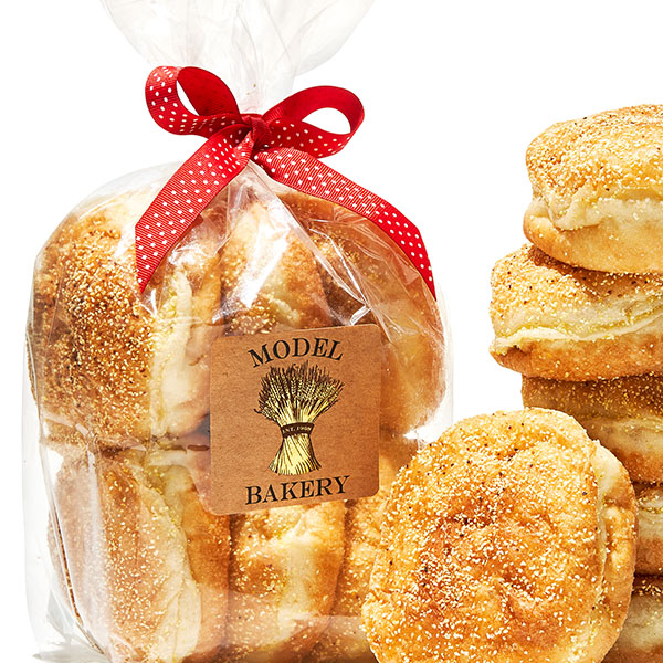 Model Bakery English Muffin Set