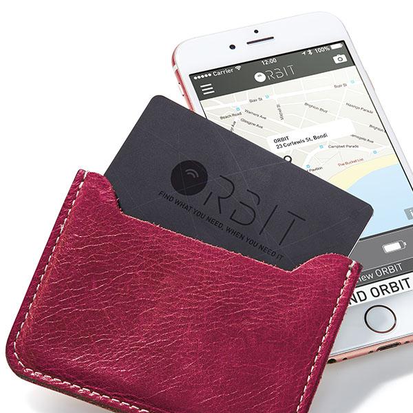 Orbit Card Bluetooth Tracker