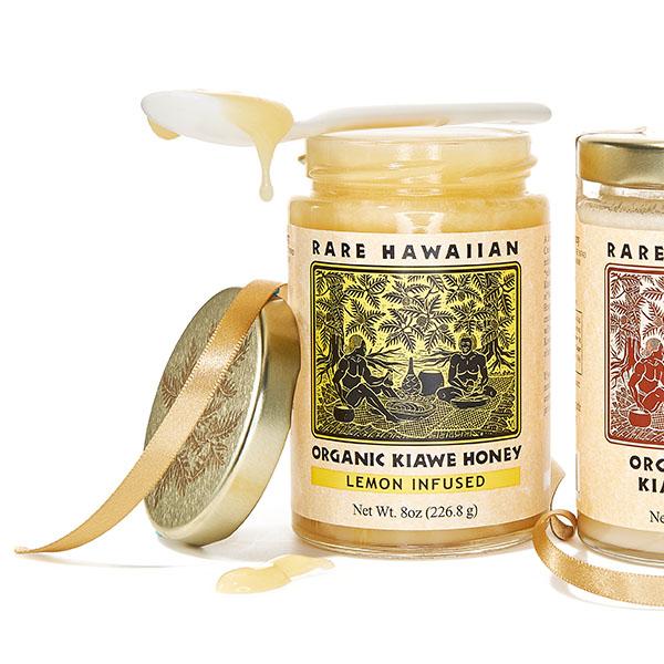 Rare Hawaiian Honey Gift Box