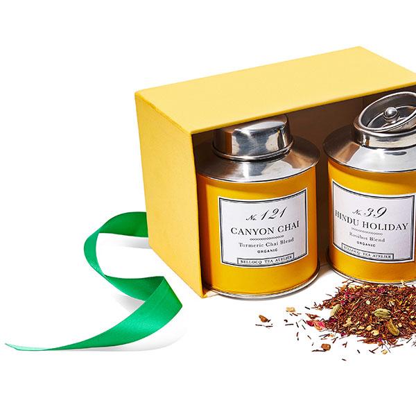 Bellocq Chai Tea Gift Set