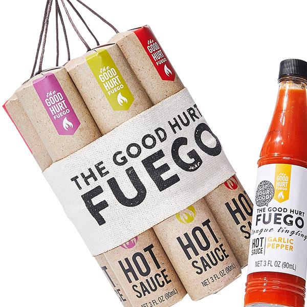 Hot Sauce Sample Set