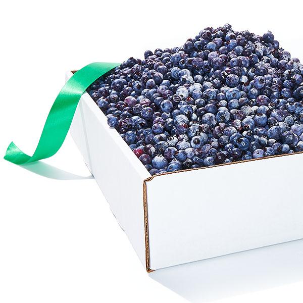 Josh Pond Blueberries