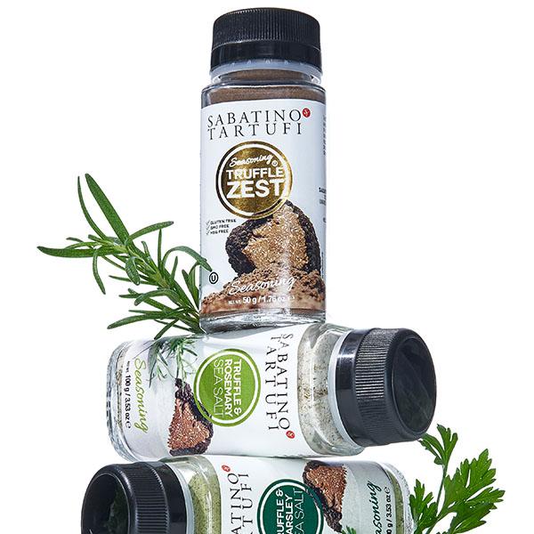 Sabatino Truffle Salt Collection