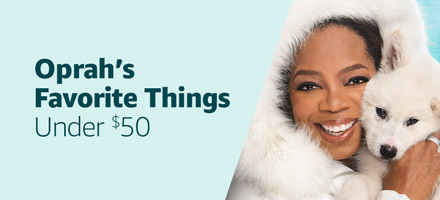 Oprah's Favorite Things Under $50