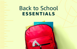 Shop all Back to School essentials