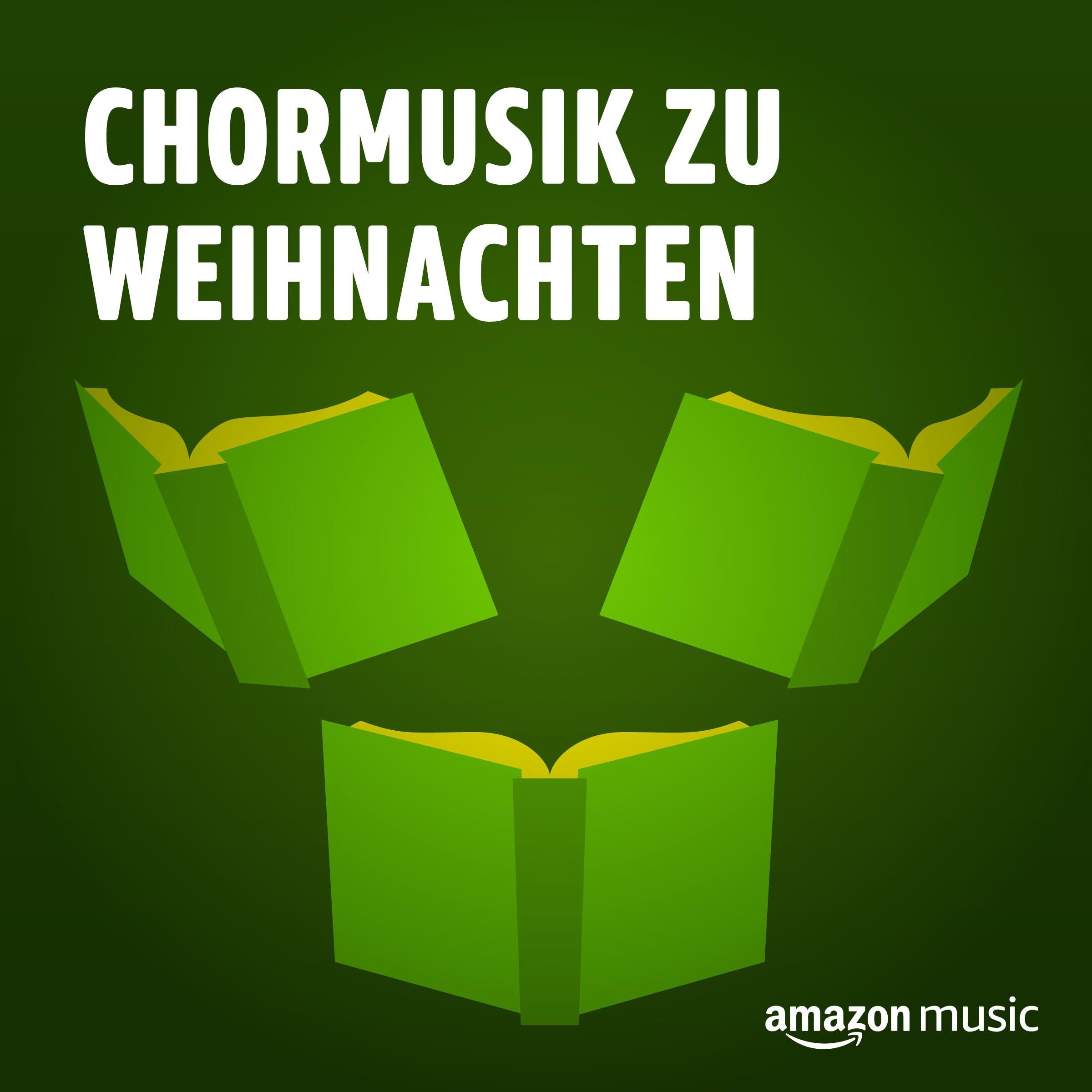 Chormusik zu Weihnachten