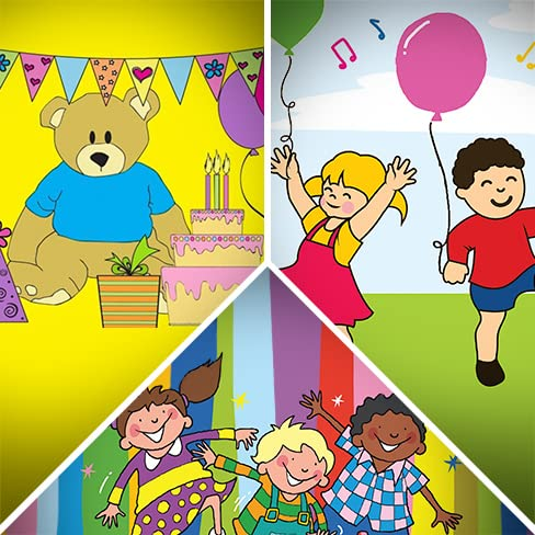 Children's Party! (música para niños en inglés)