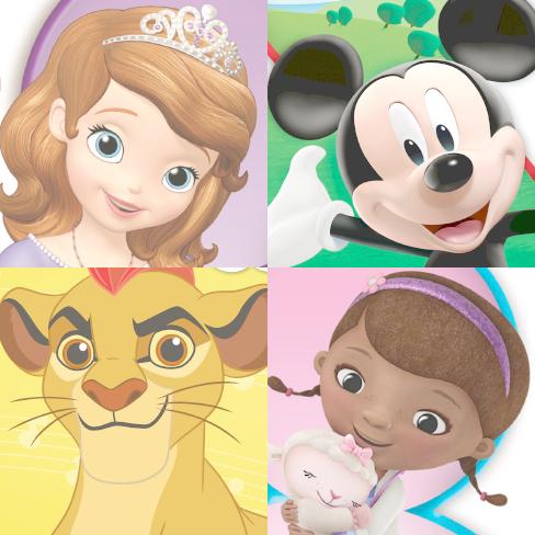 Disney Junior Favorites